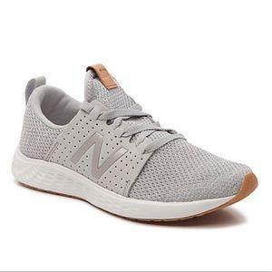 New Balance Fresh Foam Sneaker In Gray